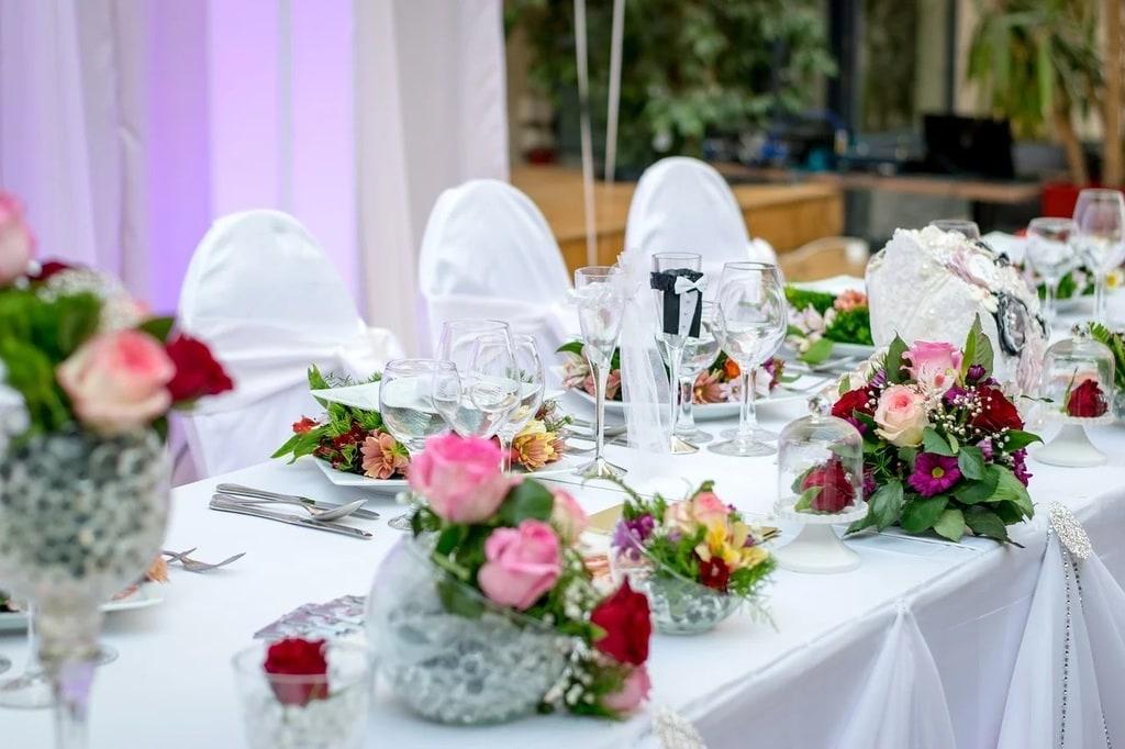 3 règles d'or pour réussir la décoration de son mariage